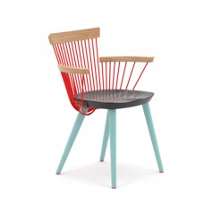 WW CHAIR WITH ARM