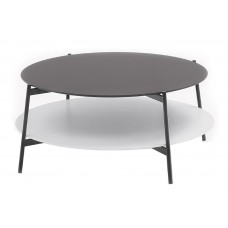 SHIKA ROUND COFFEE TABLE