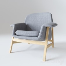 AGNES LOUNGE CHAIR