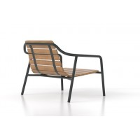 JACKET WOOD OUTDOOR LOUNGE CHAIR