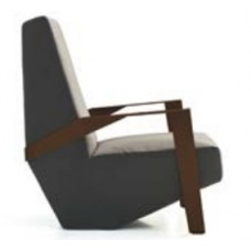 SILVERLAKE HIGH ARM CHAIR