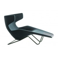 TAKE A LINE FOR A WALK CHAISE LOUNGE CHAIR