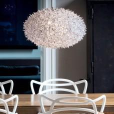 BLOOM O KARTELL SUSPENSION CEILING LAMP CRYSTAL