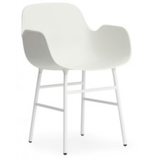 FORM CHAIR STEEL BASE