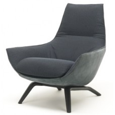 ERMES HIGHBACK LOUNGE CHAIR