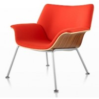 SWOOP LOUNGE CHAIR