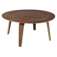 EAMES MOLDED COFFEE TABLE